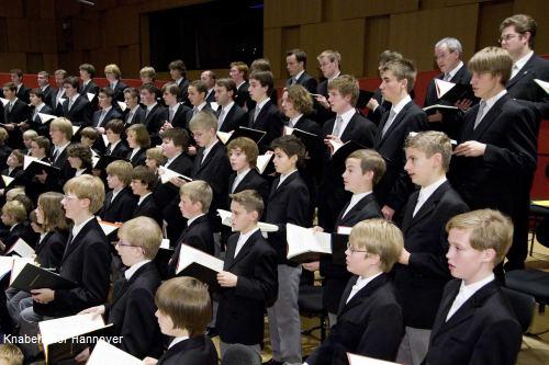 Knabenchor Hannover: Weiss-Requiem am 31.10.2009