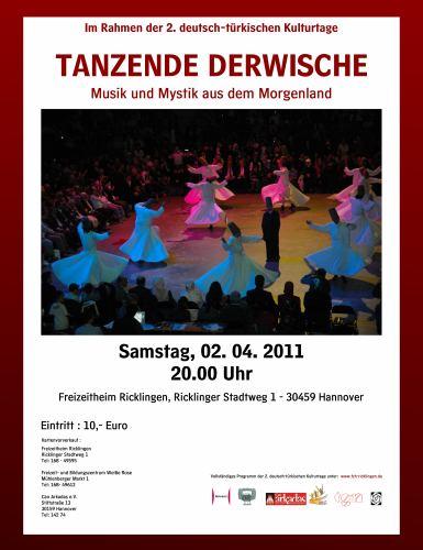 Tanzende Derwische - Musik und Mystik aus dem Morgenland
