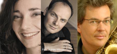 Claudia Burghard, Markus Horn und Karsten Gohde