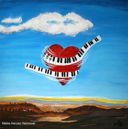 Yvonne Storch Rauchmar: Herzensmusik