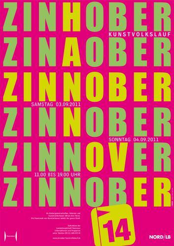 ZINNOBER-Kunstvolkslauf Hannover