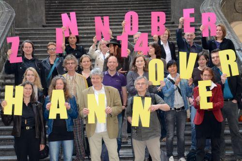 14. ZINNOBER-Kunstvolkslauf Hannover