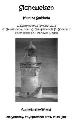 Ausstellung einer Lindener Künstlerin: Sichtweisen