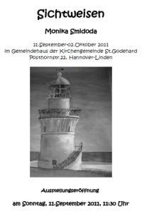 Ausstellung einer Lindener K�nstlerin: Sichtweisen