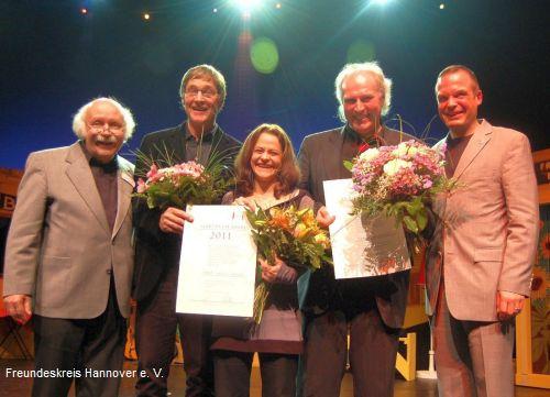CircO erhält Stadtkulturpreis des Freundeskreis Hannover e. V.
