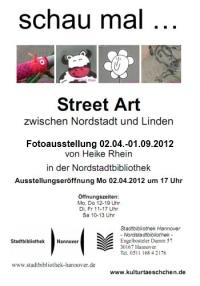 Schau mal � Street Art zwischen Nordstadt und Linden