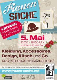 Frauensache - der Vintage ModeMarkt