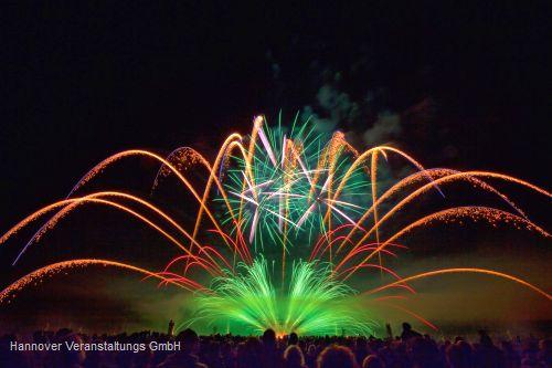 Pirotécnia Reyes: Siegerchoreographie des Feuerwerkswettbewerbs 2011