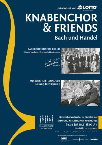 KNABENCHOR & FRIENDS: Bach und Händel