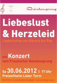 Quintensprung: Liebeslust & Herzeleid