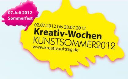 Kreativ-Wochen 2012