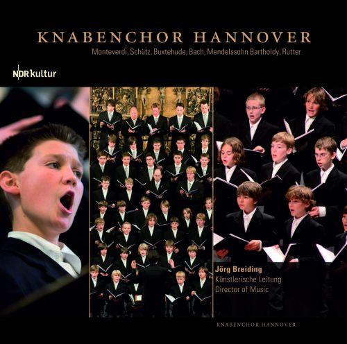 KNABENCHOR HANNOVER - 10 Jahre Leitung Jörg Breiding