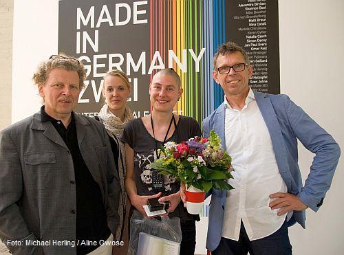 Ulrich Krempel, Catharina Rahlff-Mackeprang, Yayita Beumer und Veit Görner (Foto: Michael Herling / Aline Gwose)