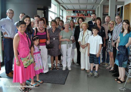 Das Mitarbeiterteam der Marktkirche besucht die Ausstellung MADE IN GERMANY ZWEI  (Foto: kestnergesellschaft)
