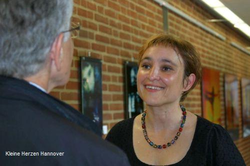 Künstlerin Katharina Lob im Gespräch mit Prof. Dr. Henning Zeidler