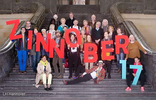 17. ZINNOBER-Kunstvolkslauf Hannover