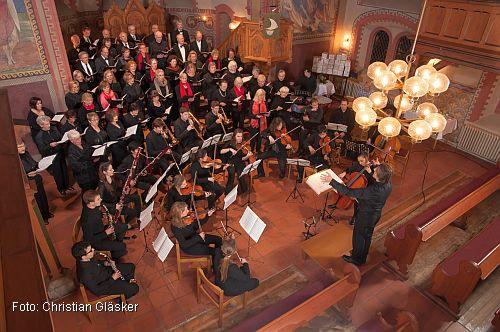 Chorprojekt 2014: Weihnachtsoratorium von Johann Sebastian Bach (die Kantaten I - III)