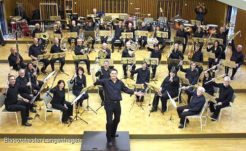 Blasorchester der Stadt Langenhagen