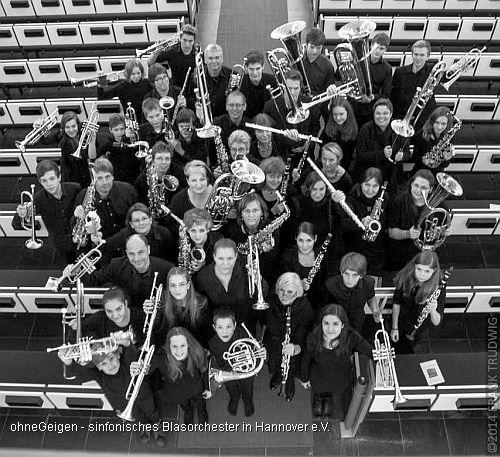 ohneGeigen - sinfonisches Blasorchester in Hannover e.V.
