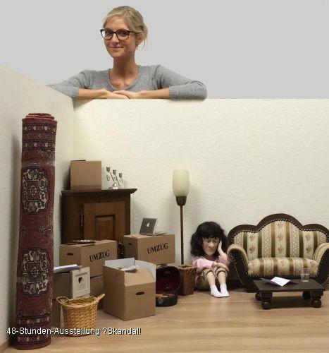 Jana Merken: Hartz 4IV-Zwangsräumung