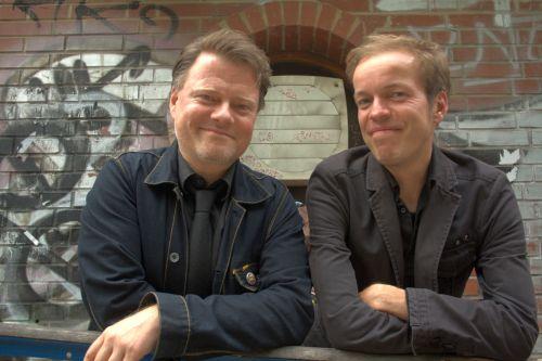 Henning Chadde und Jörg Smotlacha