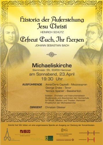 Konzert in der Michaeliskirche