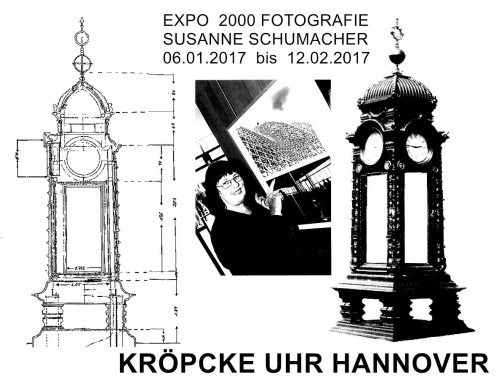 Ausstellung in der Kröpcke Uhr: EXPO is coming home