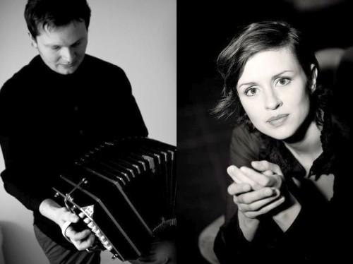 Robert Kusiolek und Elena Chekanova