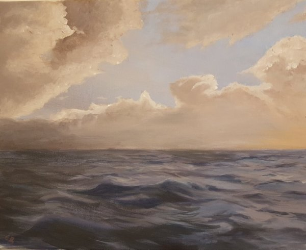 Martin Walther: Open Water, Dezember 2017