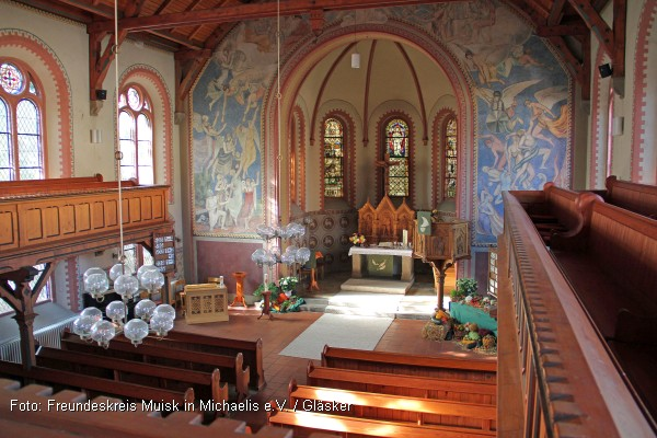 Die Ricklinger Michaeliskirche